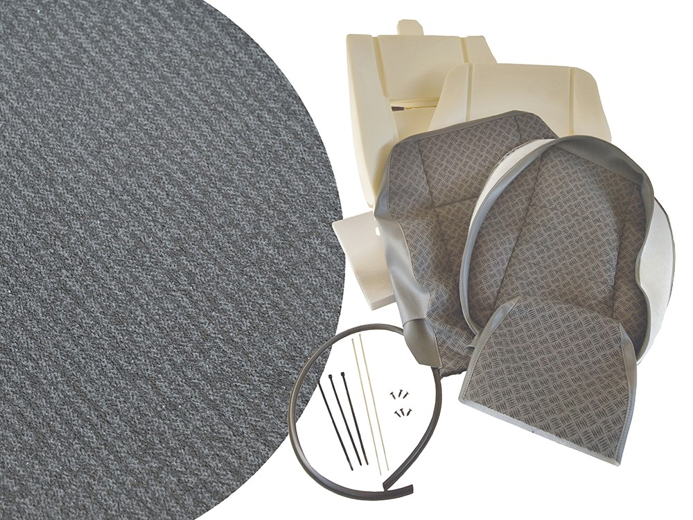 Classic Car Carpet Underlay Sound Proofing 1.37M x 2.5M Jute Anti Scuff Felt