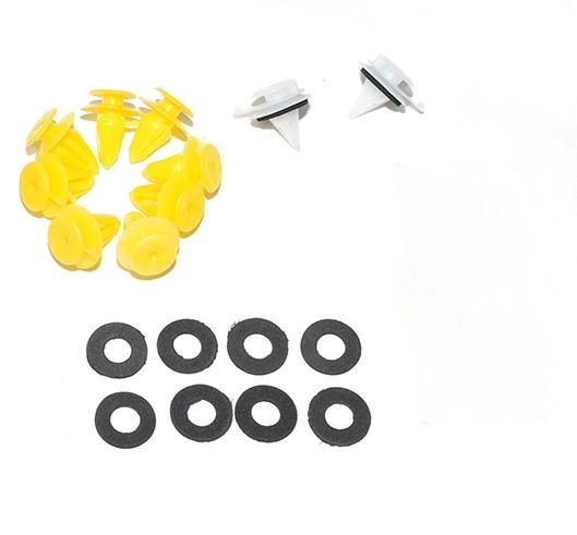 LAND Rover Discovery 3 A-Post tagliare i Fissaggi /& Kit Di Riparazione-dhb500400