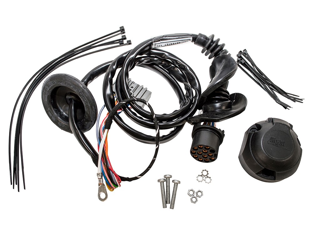 Tow Bar Electrics Kit 7P Tow Bar for Landrover Discovery V 2017 to present