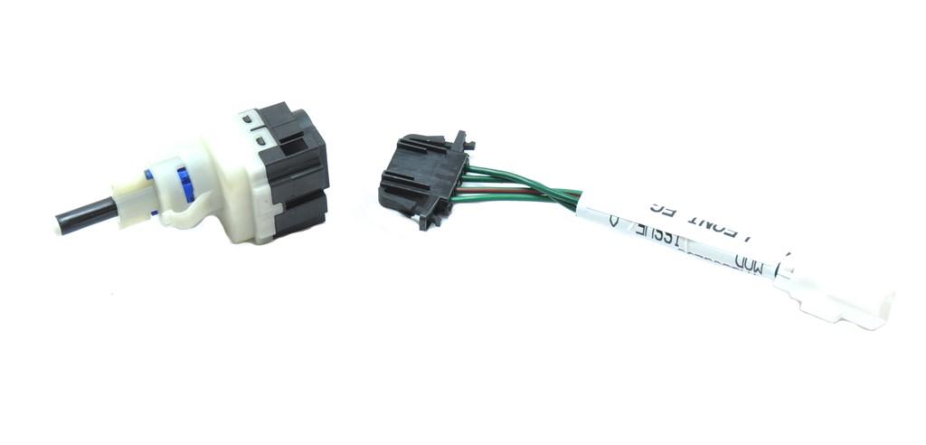 land rover freelander 1 oem brake light switch  u0026 link lead ymq503280