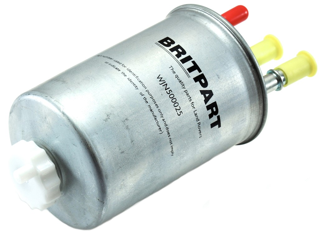 LAND ROVER DISCOVERY 3 TDV6 FUEL FILTER UPTO 2006 (6A    STC2827 Fuel Filter Range Rover 1995 - 02 Cartridge Type