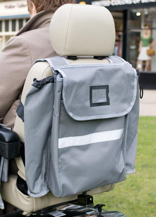 Mobility Scooter Bag Crutch Walking Stick Holder 5060354040010 Ebay