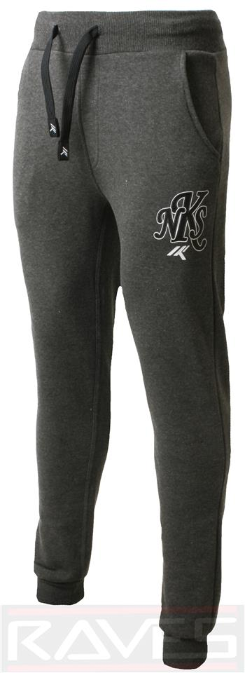 Nickelson Mens Designer Fleece Jogger Jogging Bottoms Pants Bottoms Carnaby