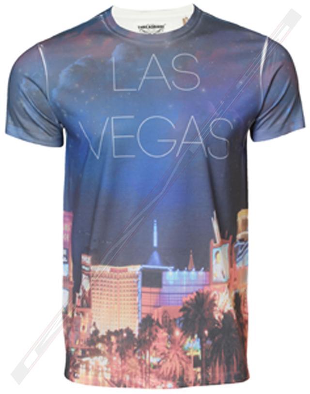 men 39 s photo print t shirt graphic printed design top city