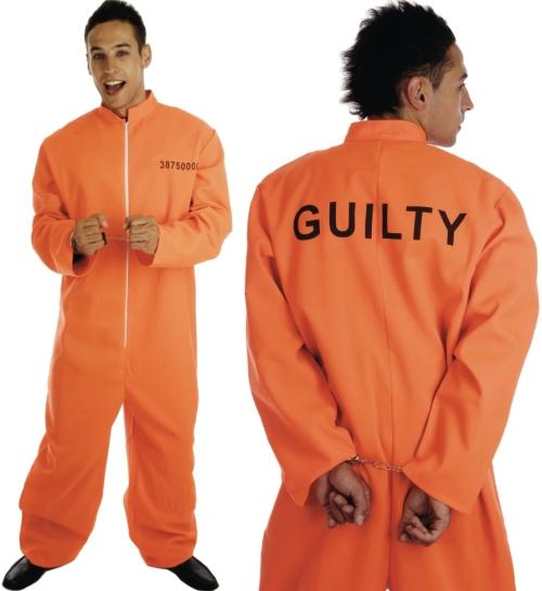 PRISONER OUTFIT MENS LADIES STAG HEN NIGHT FANCY DRESS COSTUME CONVICT JAIL BIRD | eBay  sc 1 st  eBay & PRISONER OUTFIT MENS LADIES STAG HEN NIGHT FANCY DRESS COSTUME ...