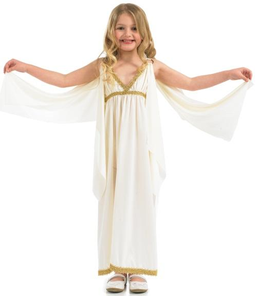 CLEOPATRA FANCY DRESS UP COSTUME KIDS EGYPTIAN GIRL ROMAN OUTFIT ...