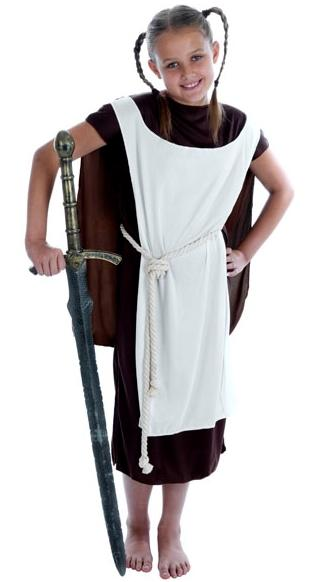 BOYS GIRLS VIKING WARRIOR FANCY DRESS COSTUME BOY GIRL OUTFIT ALL AGES 4 - 12 | eBay