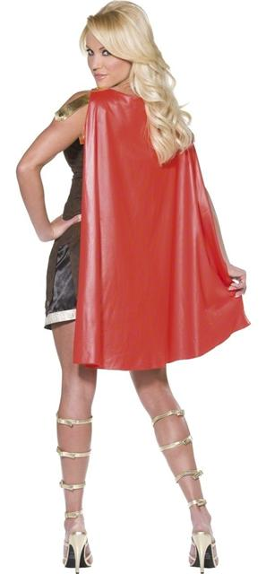 Ladies gladiator fancy dress costume xena warrior princess outfit included solutioingenieria Gallery