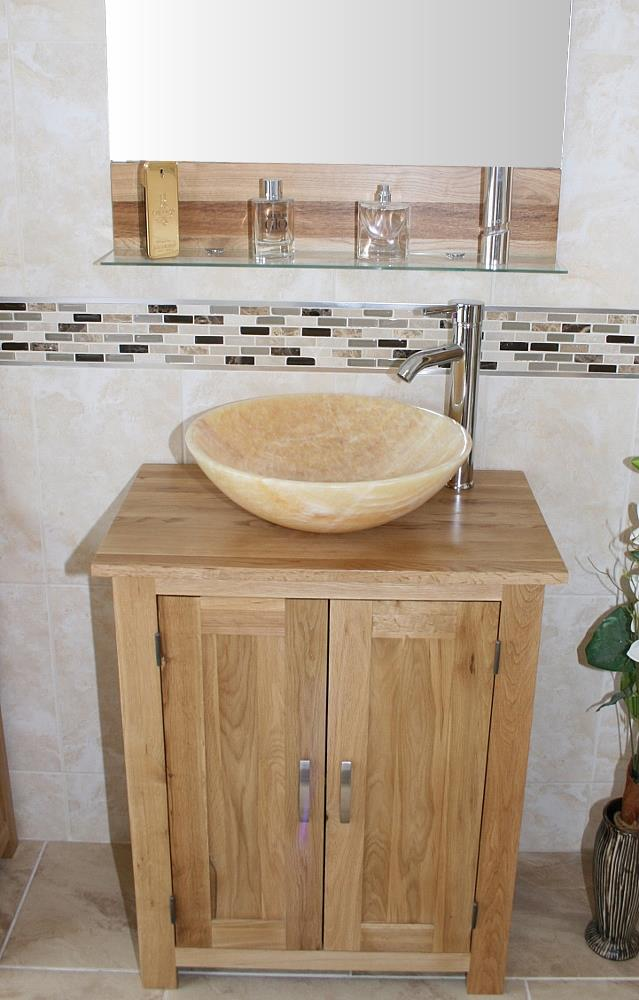 Slimline bathroom cabinet solid oak bathroom furniture for Slimline bathroom cabinet
