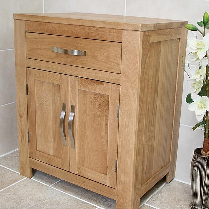 Model Wood Bathroom Storage Cabinet BATHROOM FURNITURE  WOODEN BATHROOM
