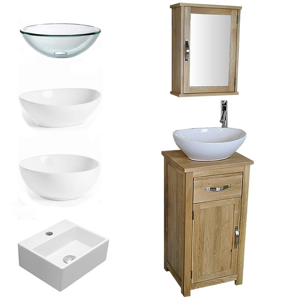 Astounding Details About Solid Oak Bathroom Cabinet Small Bathroom Vanity Units Mirror Bathroom Sink Home Remodeling Inspirations Genioncuboardxyz