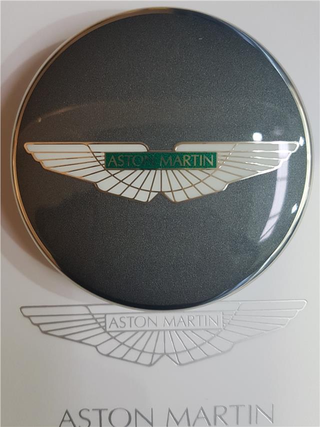 Aston martin wheel centre cap