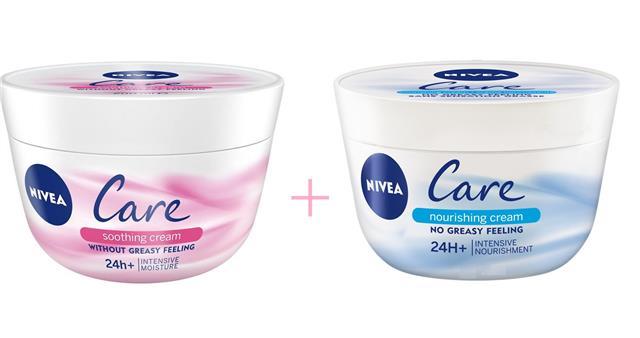 nivea nourishing cream