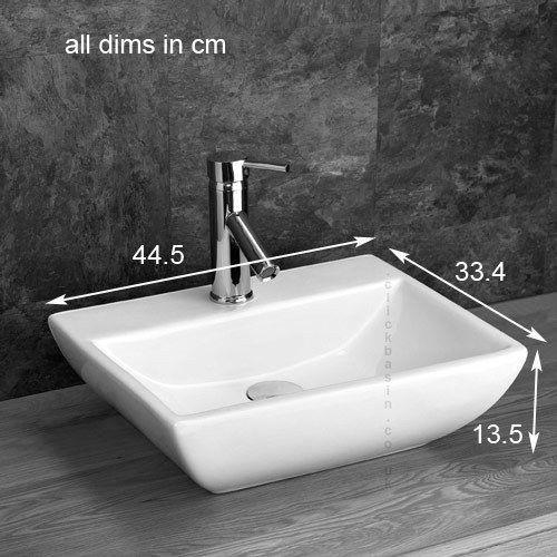 Wide Basin Bathroom Sink: Corner Freestanding Cabinet Bathroom Vanity Unit 78cm Wide
