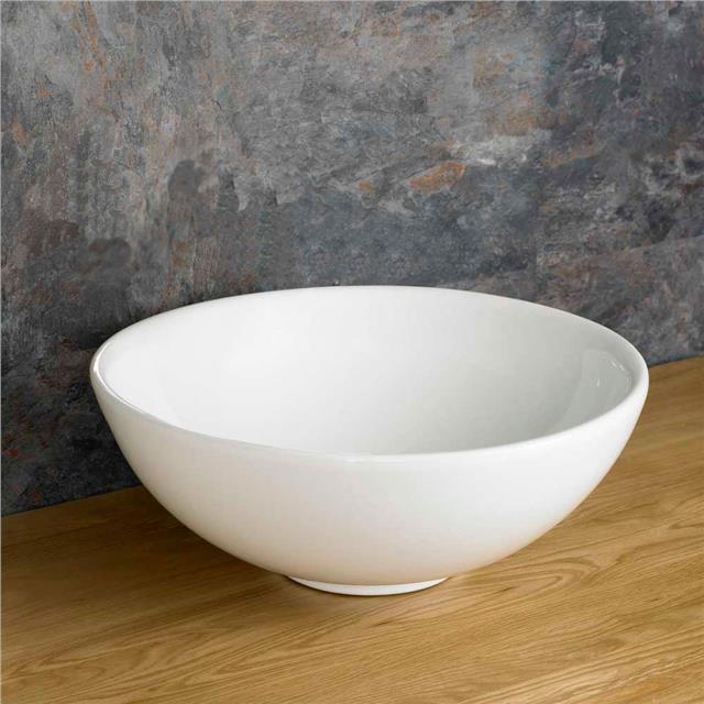 Solid Oak Space Saving Corner Bathroom Freestang Vanity