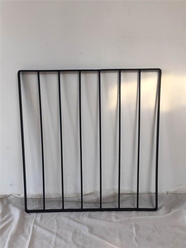 BLACK WROUGHT IRON METAL GARDEN GATE SMALL GATES