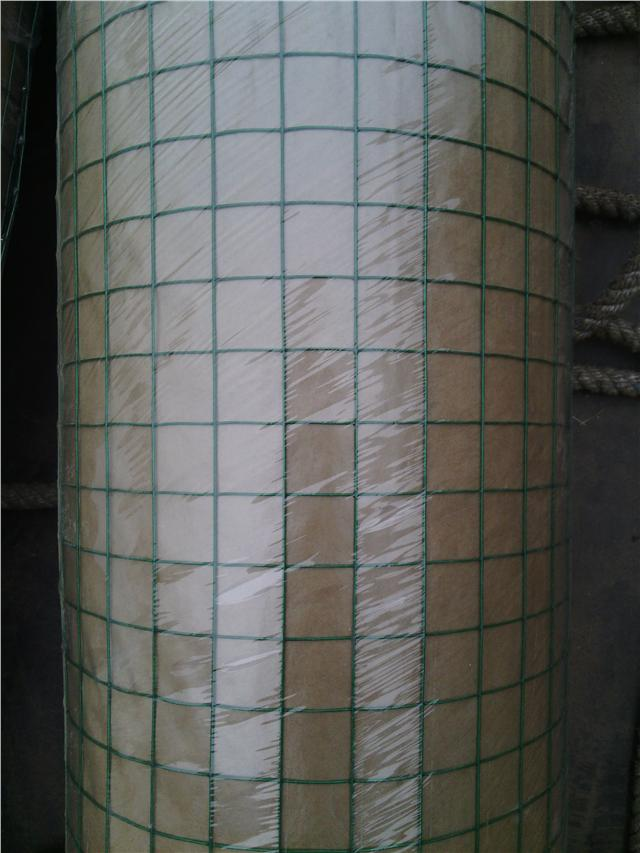 Pvc Coated Galvanised Welded Wire Mesh Aviary Fence Chicken Rabbit Garden Hutch Ebay