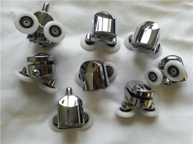 Shower Door Wheels Rollers Runners Pullers 19 21 23 25