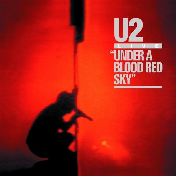 U2 Under A Blood Red Sky 180g Vinyl Lp Ebay