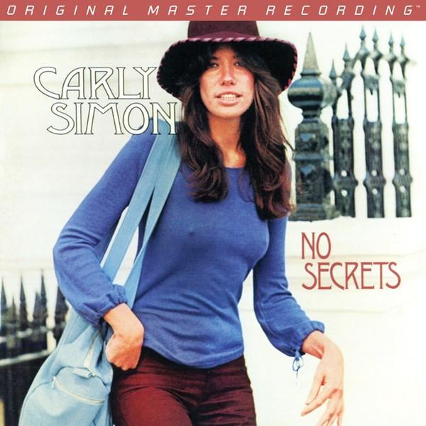 Carly Simon - No Secrets SACD UDSACD2167 821797216760