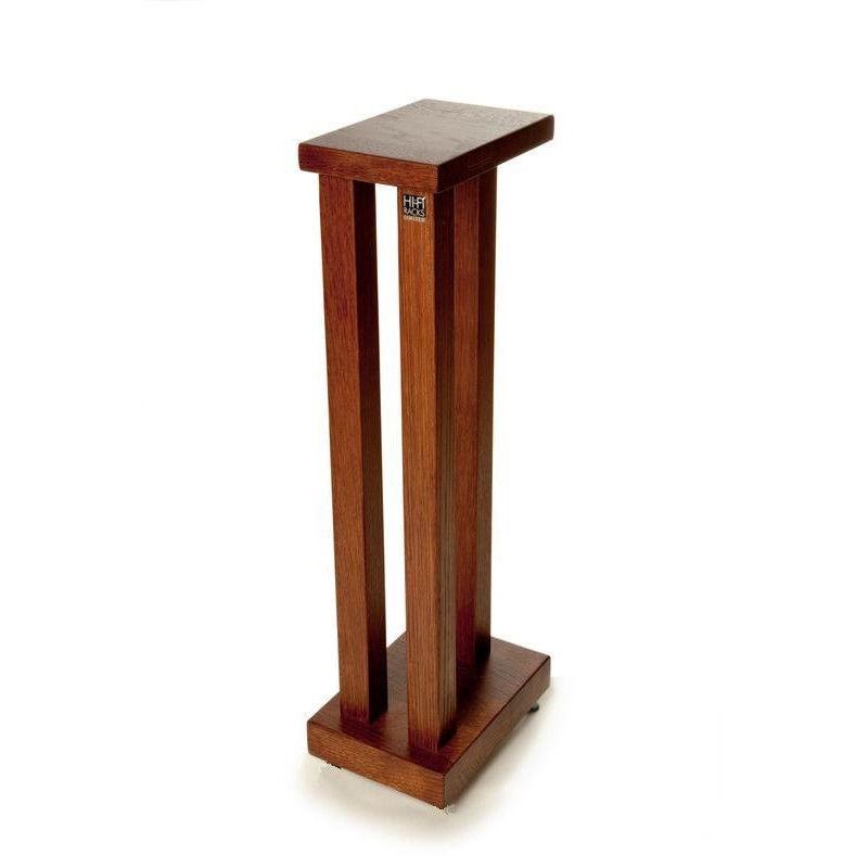 Hi fi racks podium slimline speaker stands pair mm