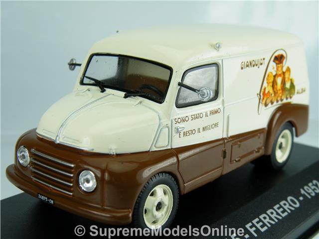 Veicolo Modello di auto === 1:43 === FIAT 615 Ferrero 1952 auto//CAR