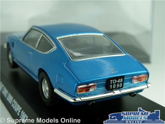 Fiat Dino 2000 Coupe 1967 EDICOLA 1:43 ABAIT003