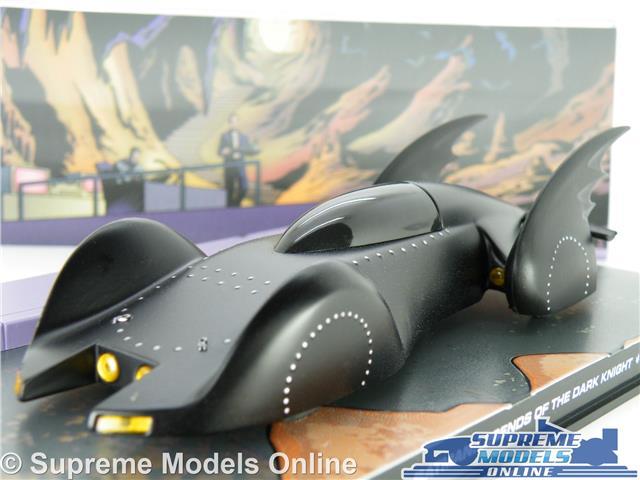 1:43 Altaya Batman Collection Batmobile Legends Of The Dark Knight
