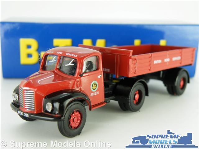 DODGE KEW MODEL TRUCK LORRY BRS BRITISH ROAD SERVICES 1:76 SCALE DA96 BASE B-T K