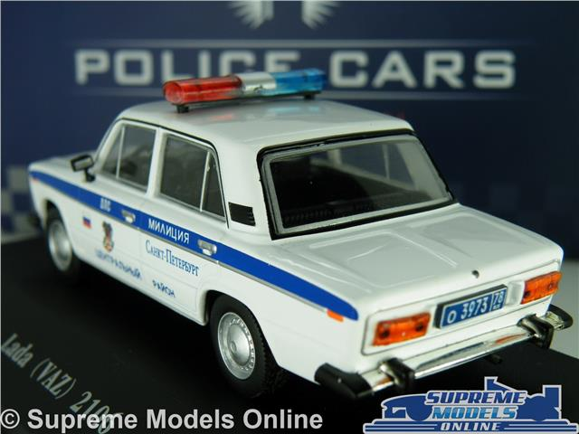 Pl10h car 1//43 ixo ist déagostini poland lada 2106