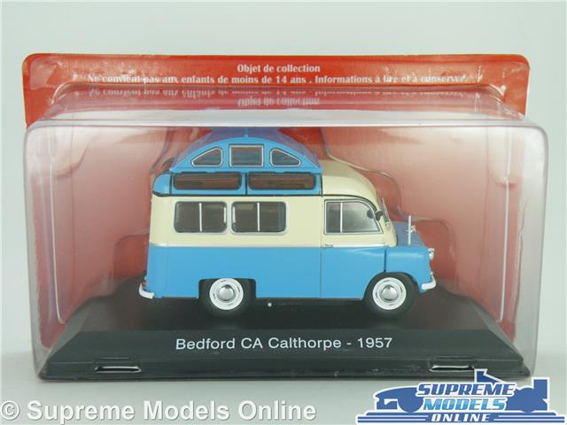Motorhome  BEDFORD CA CALTHORPE 1957  New /& box diecast model camper