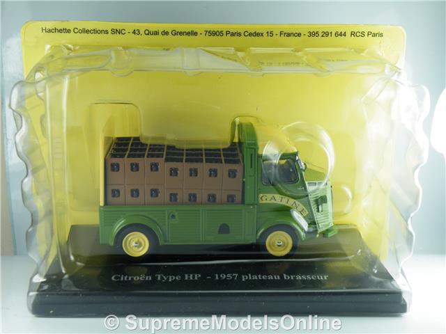 Green & Champagne Modellbau Norev 121560 Citroen Ds 19 1956