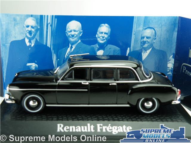 Renault Fregate Model Car 143 Scale Norev Presidential Eisenhower