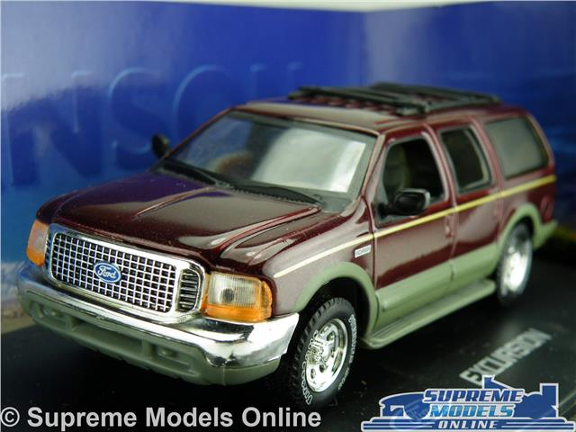 Ford Excursion Model Car  Size Anson X American Usa Us K