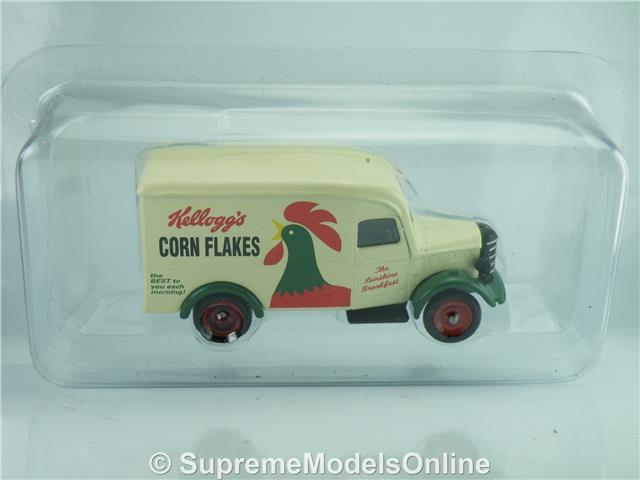 Kelloggs Corn Flakes BEDFORD modello Van Lledo Days Gone DG063 VERSIONE R 0154 x {}