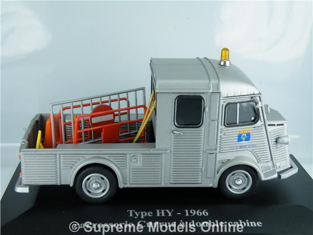 Citroen type H 1966 Pick Up Modèle Van 1//43RD TAILLE CLASSIC VERSION BXD R 0154 X {:}