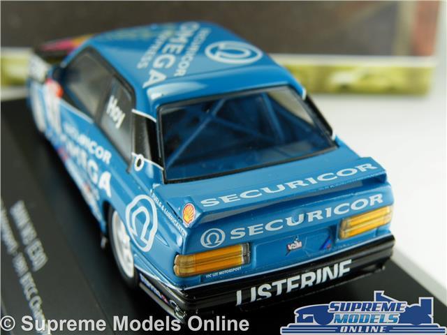 BMW M3 E30 Will Hoy BTCC 1991 1:43 Atlas Diecast model car