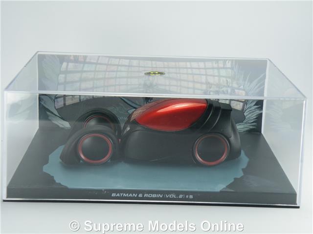 Allory Diecast Comics Batman la série animée voiture Batmobile 1//43 véhicules jouet