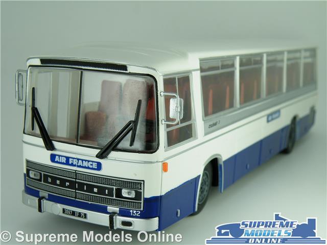 1:43 Altaya Bus Collection Berliet Crusair 3 Air France 1969