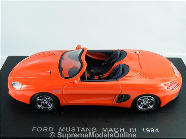 Ford Mustang Mach 3 1994 Car Model 1 43rd Size American