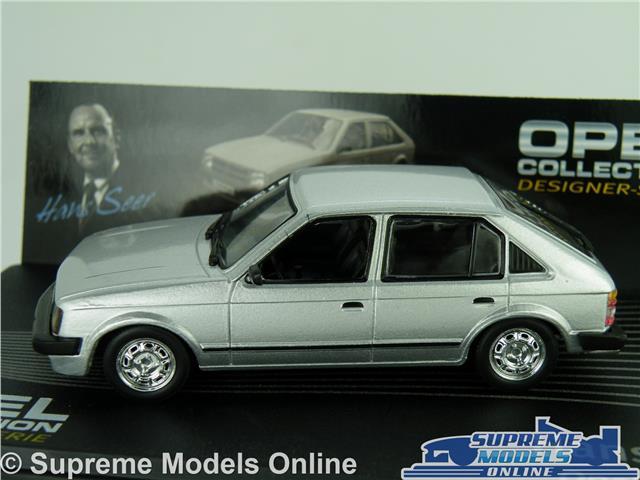 opel collection Hans Seer Opel Kadett D ixo 1:43 Diecast car