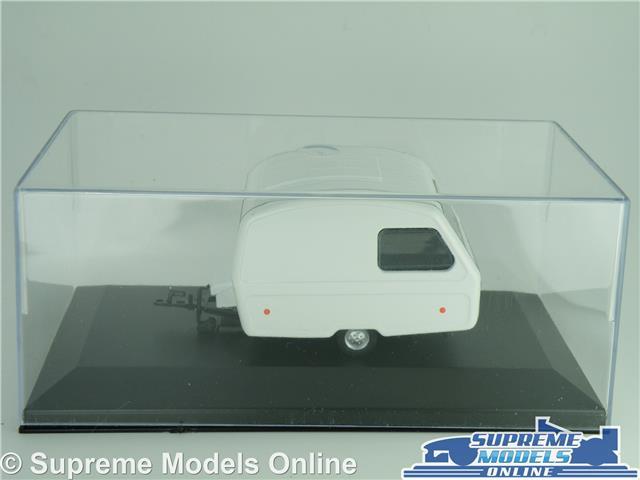 Niewiadow N126 modello CARAVAN 1:43 SCALA bianco Custodia ESPOSITORE kultowe anni 1970 K8