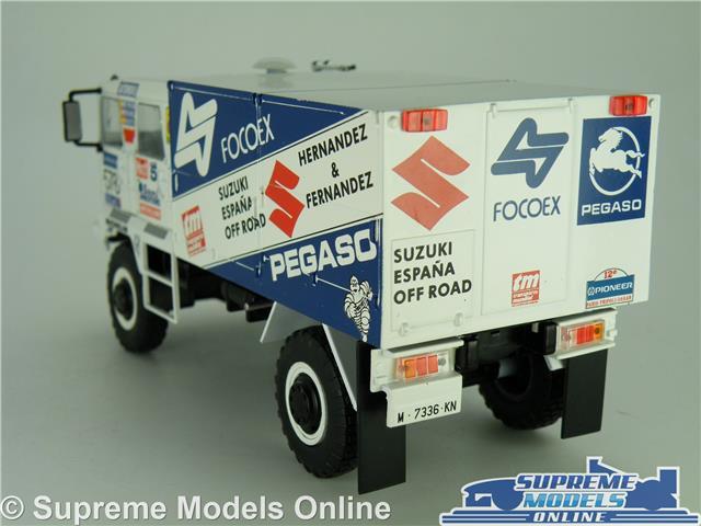 1990 Truck pegaso 3046 rally paris dakar 1//43 miniature diecast model lw08