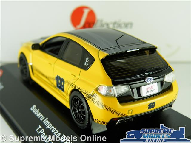Subaru Impreza WRX STI Edition LHD 2009 1:43 IXO MODELL AUTO DIECAST JC276