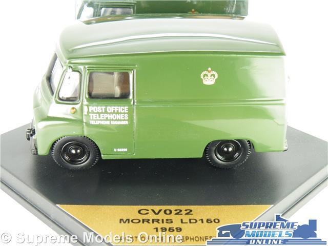 Morris LD150 Post Office teléfonos Gpo 1959 Verde van Vitesse ejemplo R 0154 X {}