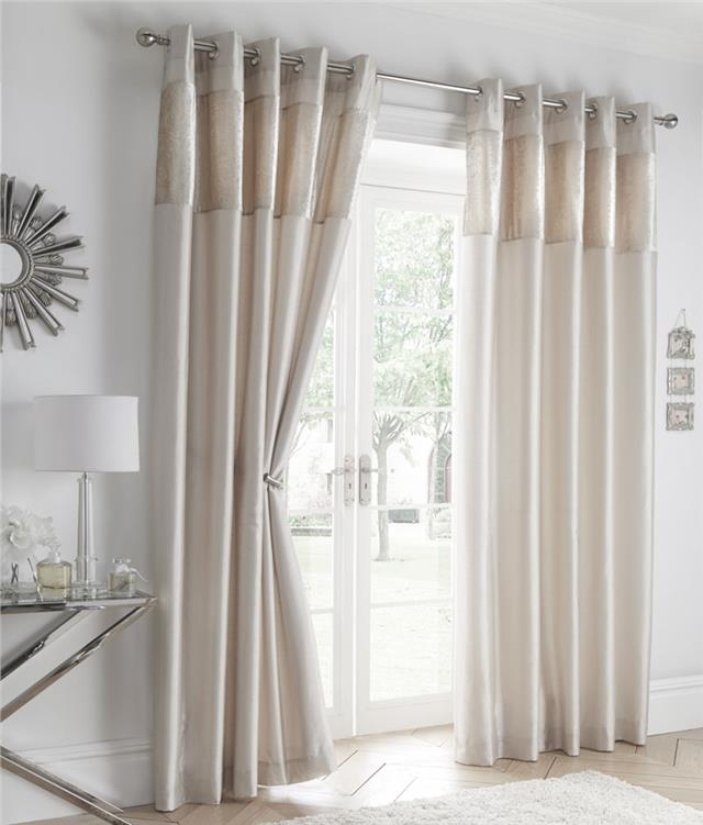 blend sheer curtains loft products extra dense nylon drapery velvet pile long white