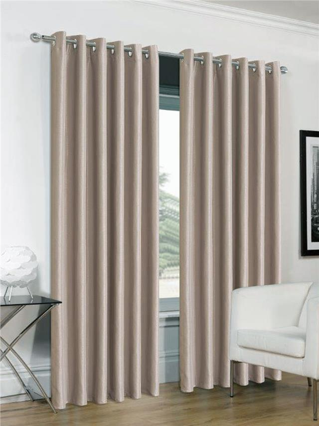 Blackout Curtains Eyelet Light Reducing Thermal