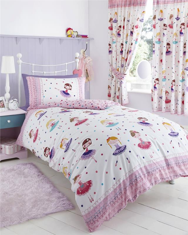 Children S Bedding And Curtain Sets