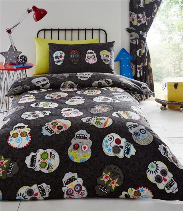Boys Kids Bedding Duvet Sets Childrens Bedroom Fun Quilt