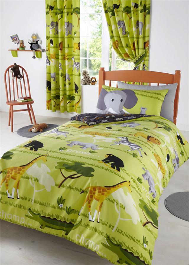 Childrens bedding kids duvet sets boys & girls unicorns ...